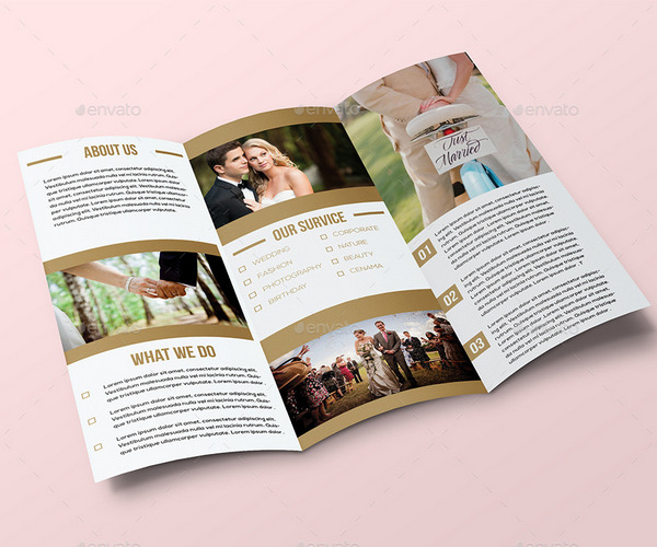 marketing flyers brochures